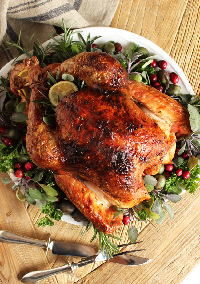 Citrus-Herb-Turkey