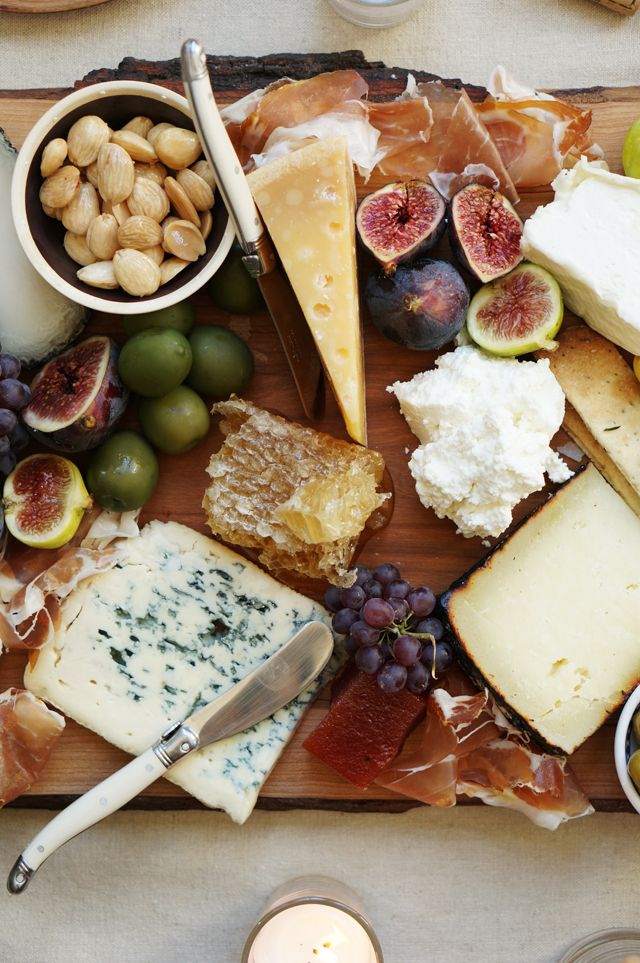 fall cheese platter